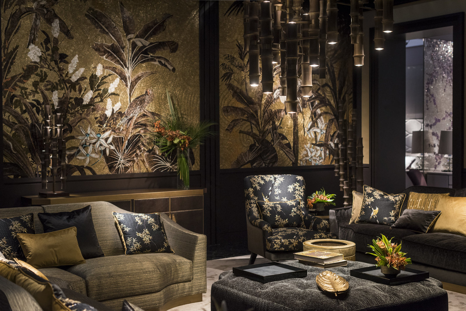 sicis luxury interior london maifair salone del mobile