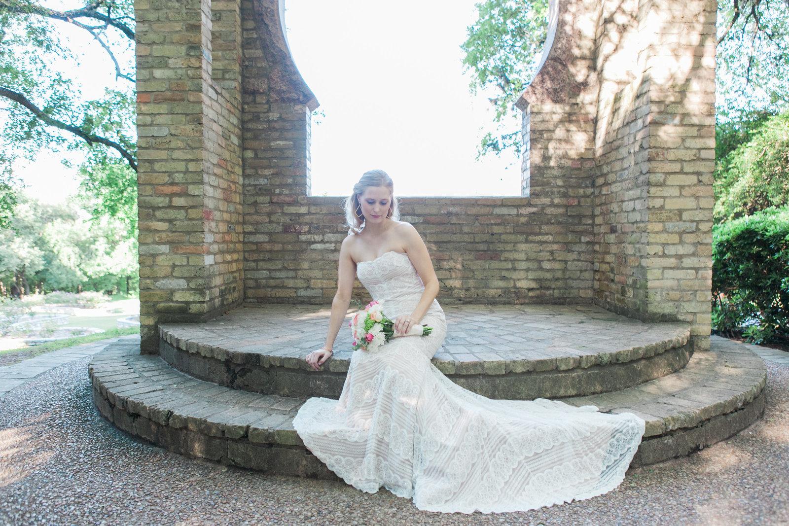 Austin Family Photographer, Tiffany Chapman, bridal portrait