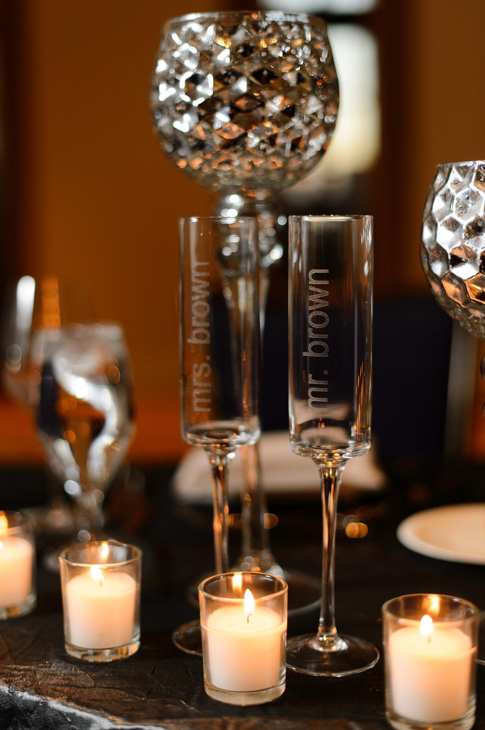 Hotel Palomar Philadelphia Pennsylvania wedding reception photo by Girl Photography