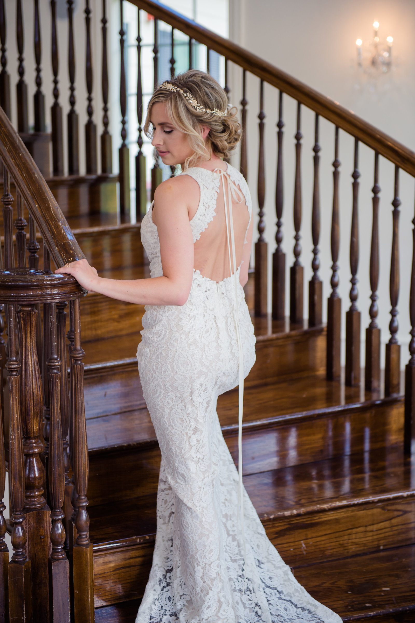 Bridals at The Milestone by Brittany Barclay Photography