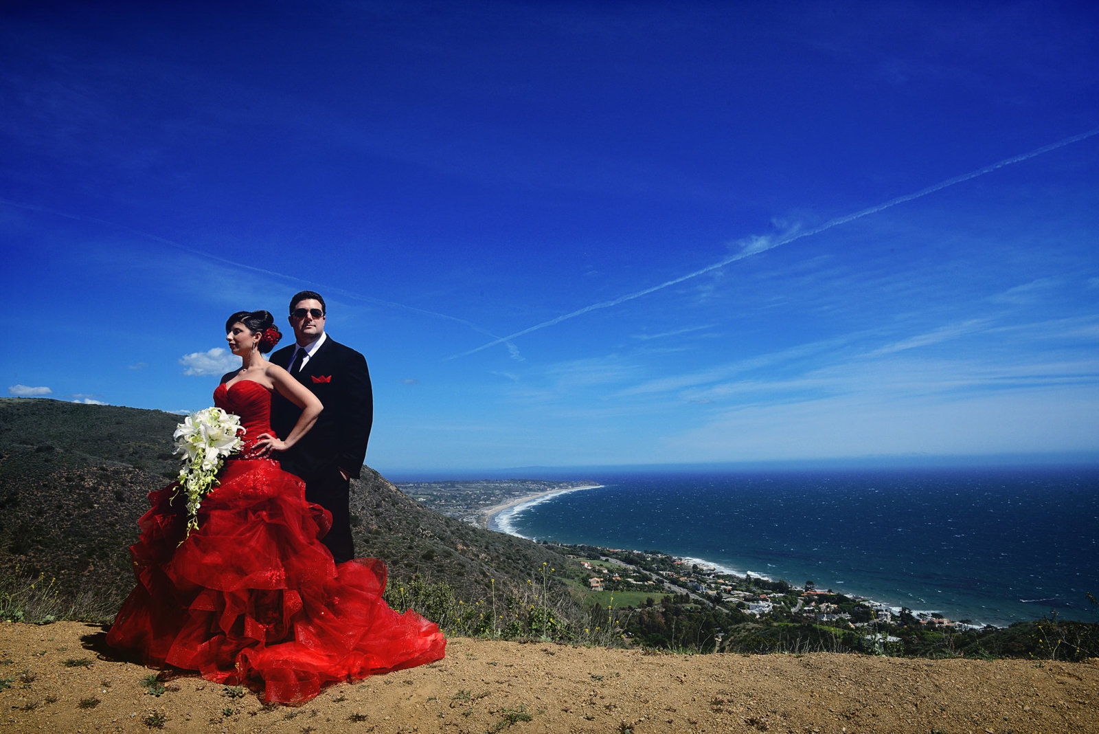 malibu wedding photographer photos celebrity wedding photographer bryan newfield photography ruth mike 21