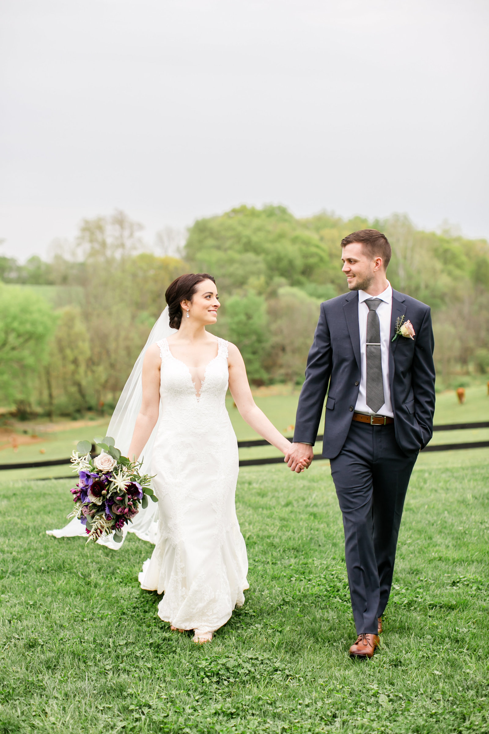 Featured Wedding- Shadow Creek Wedding, Purcellville VA - Ke-0091