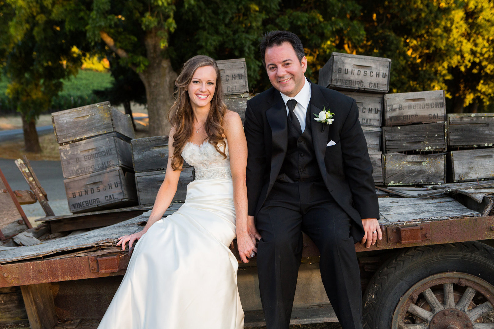 Gundlach Bundschu Winery, Wine Country Wedding, Bride and Groom, Jennifer Baciocco Photography