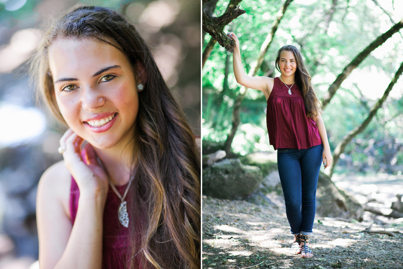 awesome outdoor session with high school grad in Beaverton OR | Susie Moreno