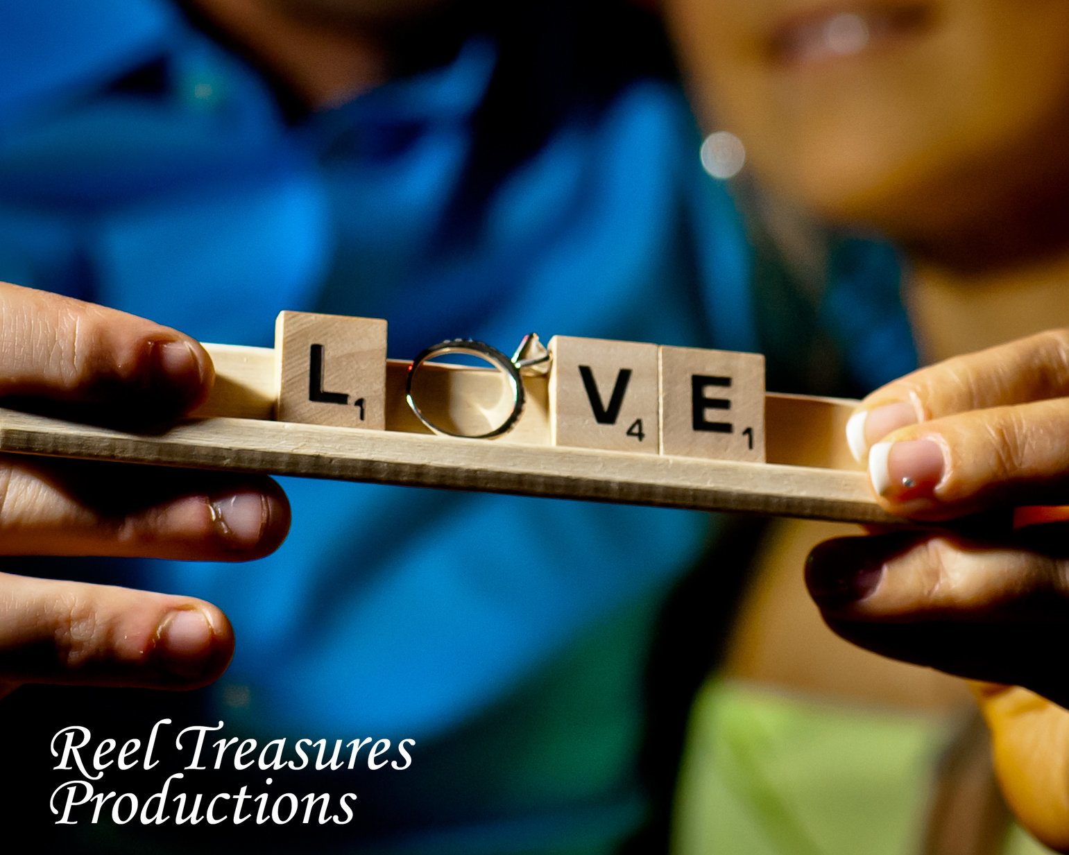 Reel Treasures Productions Engagement Shoot in Fort Myers FL.