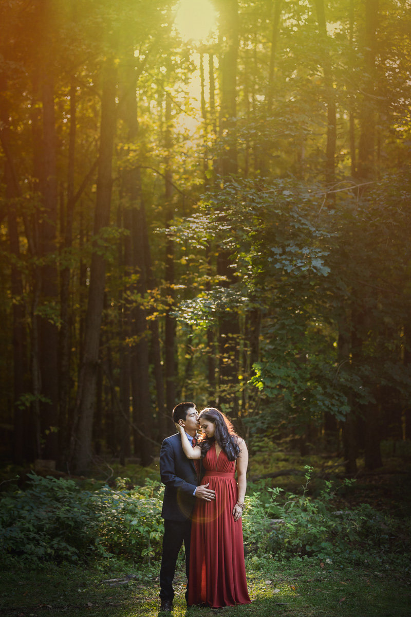 Saratoga Engagement Session