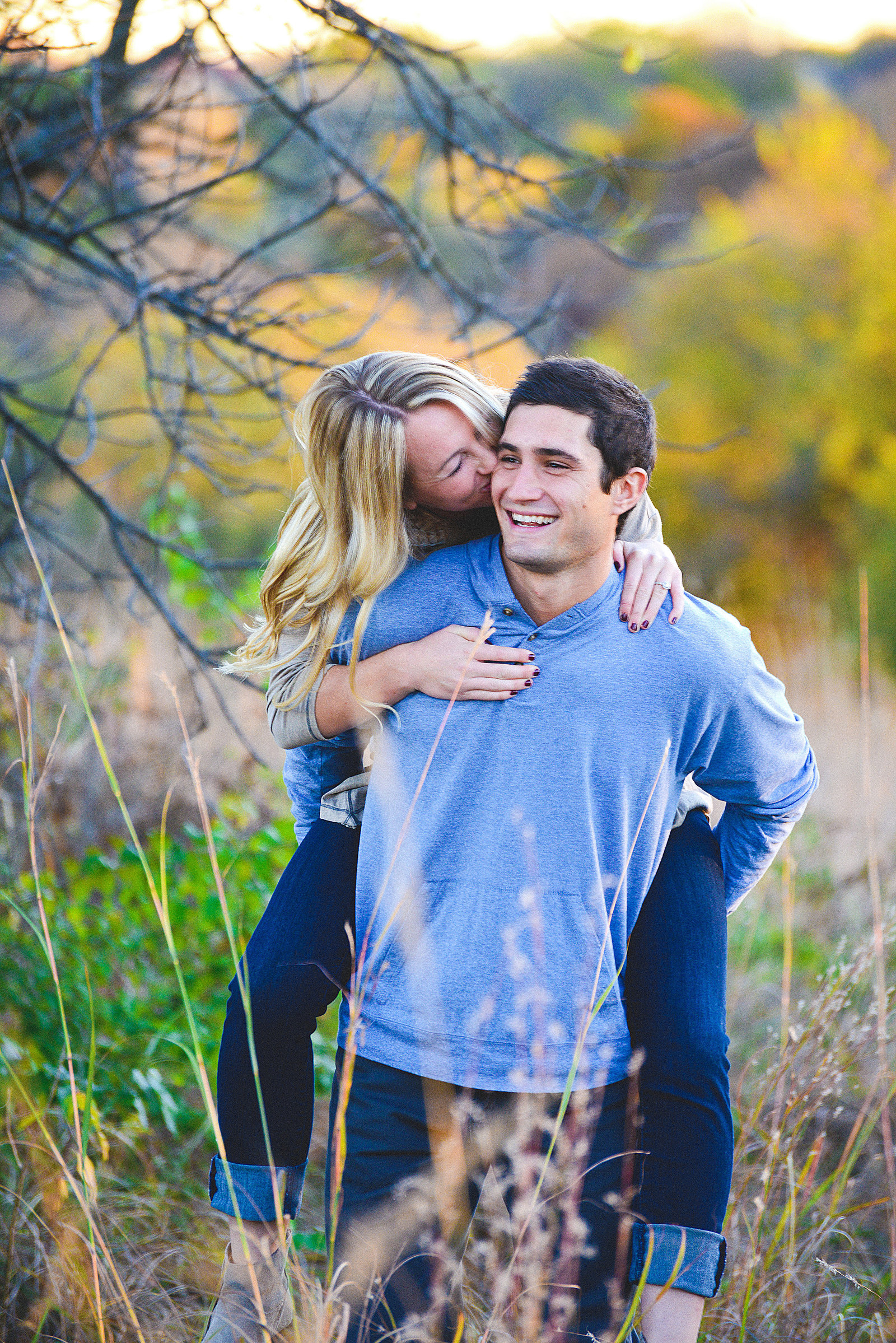 Engagement Pictures at Shawnee Mission Park-53