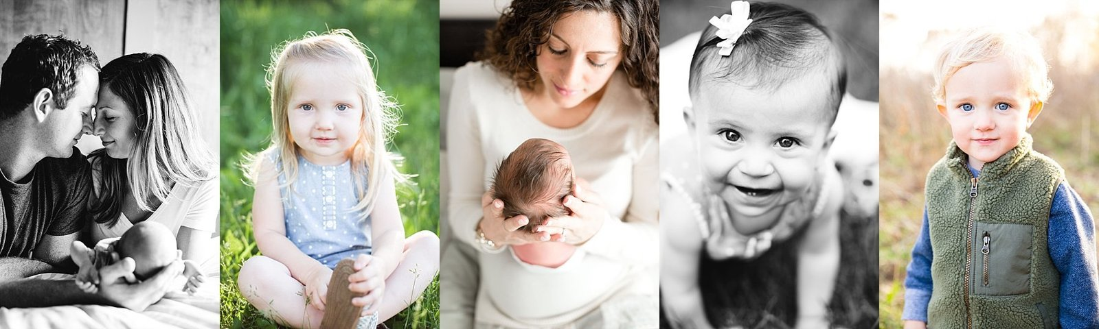 Chicago Family and Newborn Photographer