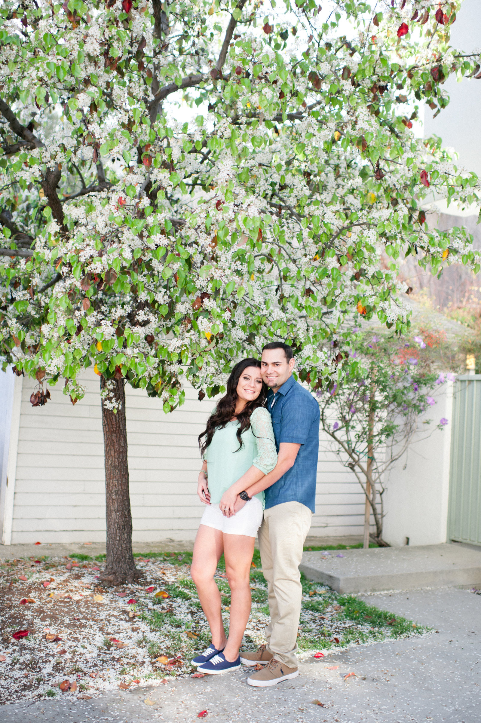 Becky and Joey Engaged - Carissa Woo Photography-203