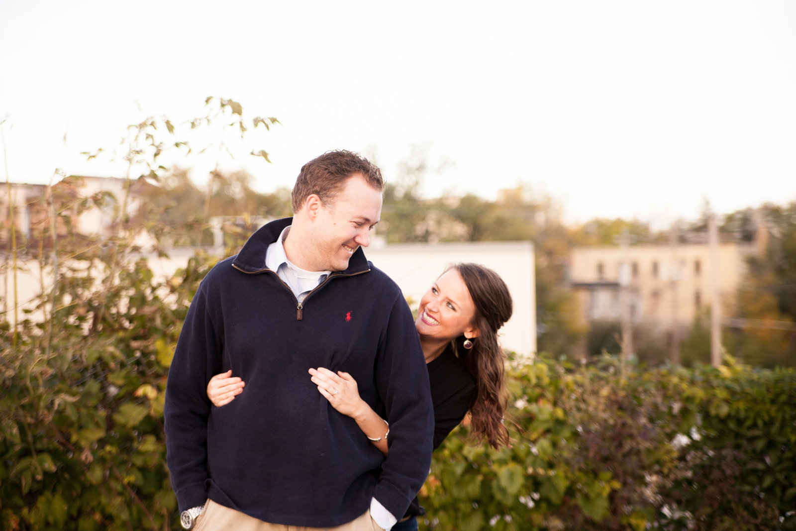 Milwaukee Wisconsin Wedding photographer Menomonee Falls WI Engagement Session M+J-6