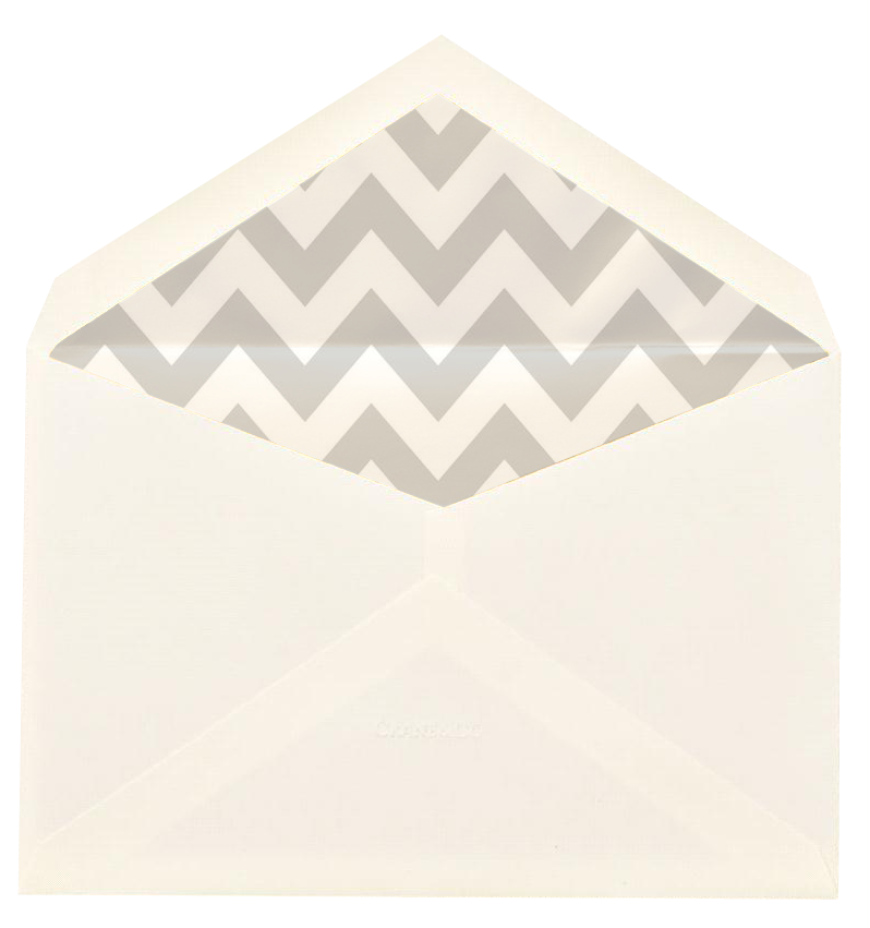 chevron envelope