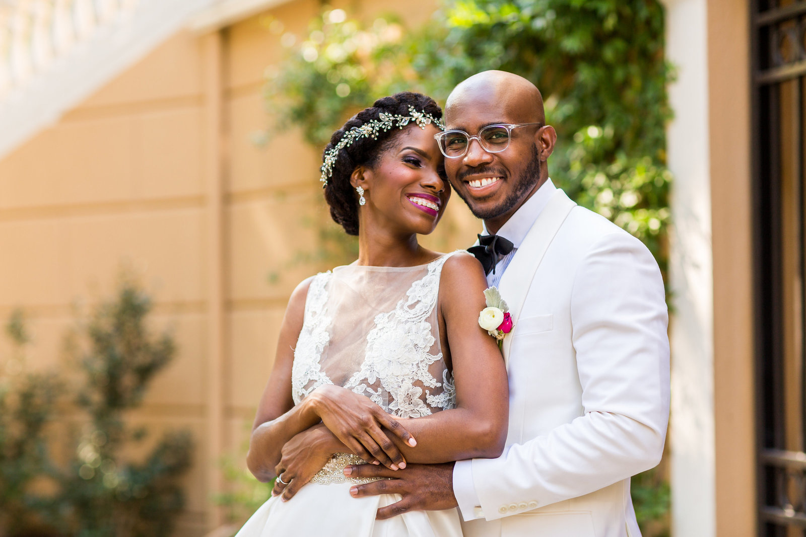 W Atlanta Midtown Wedding - Mecca Gamble Photography