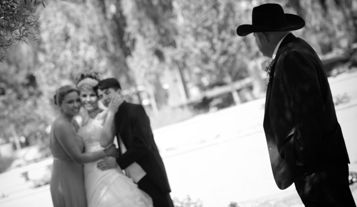 Wedding day Without words
