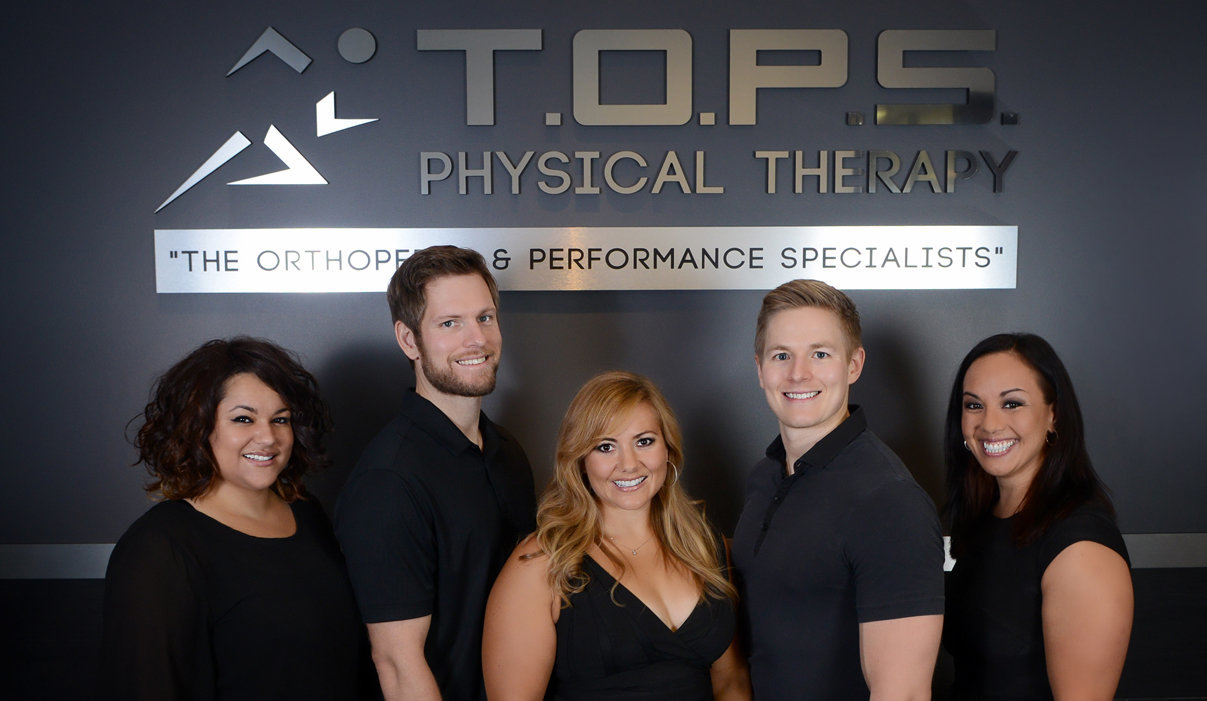 Commercial Tops Physical Therapy