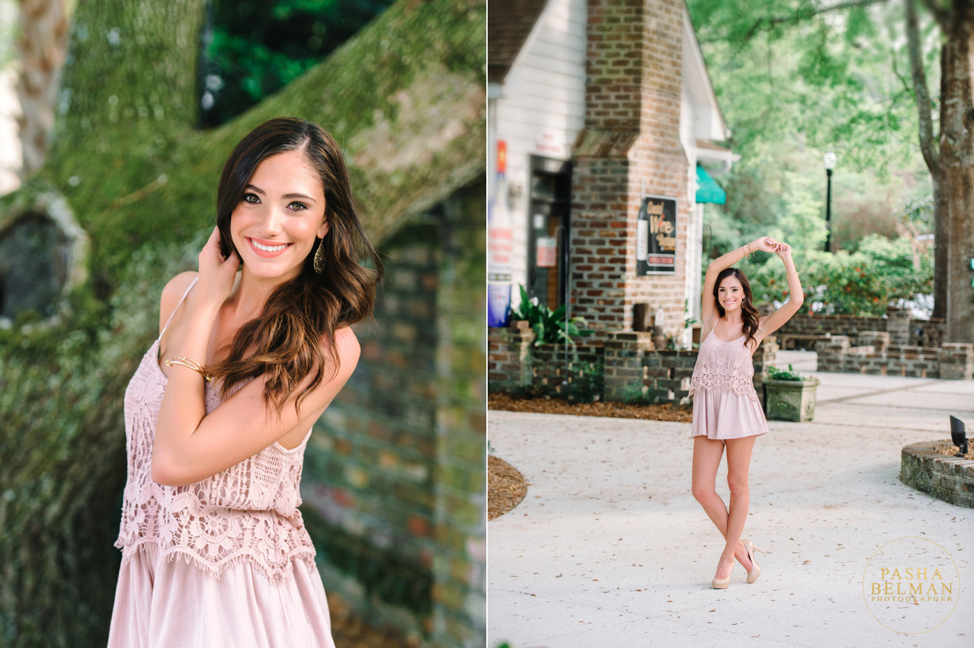 Senior Pictures | High School Senior Photography Ideas for Girls in Charleston SC