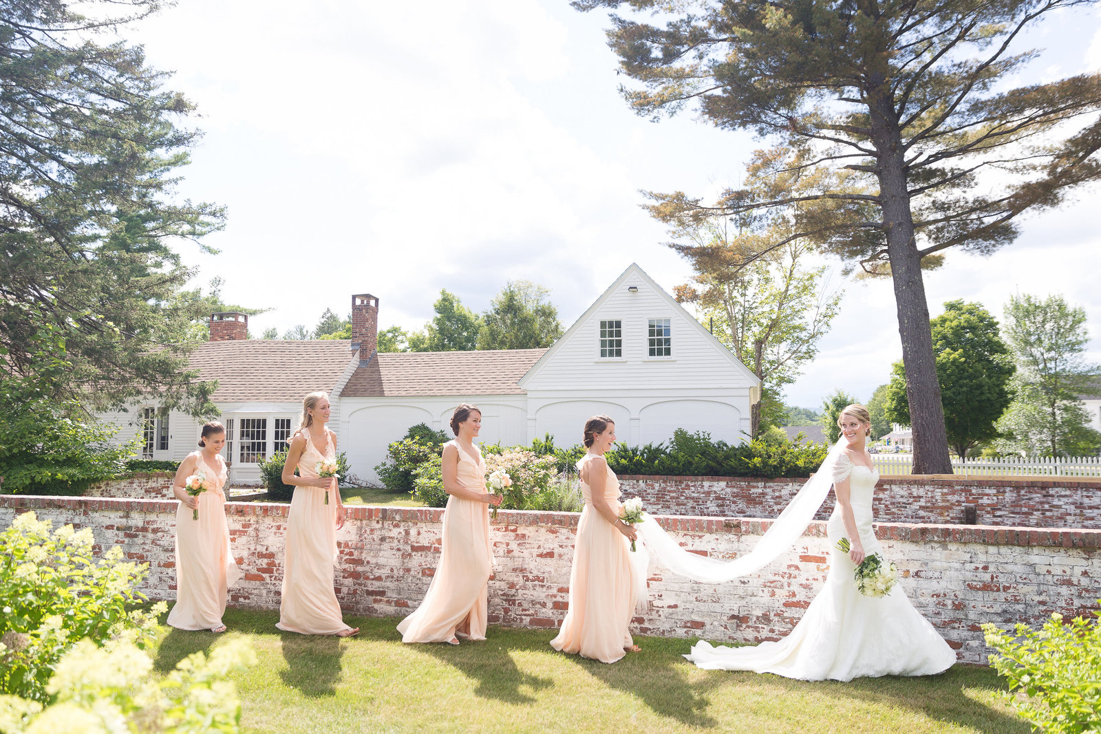 New Hampshire Lakes Region Wedding