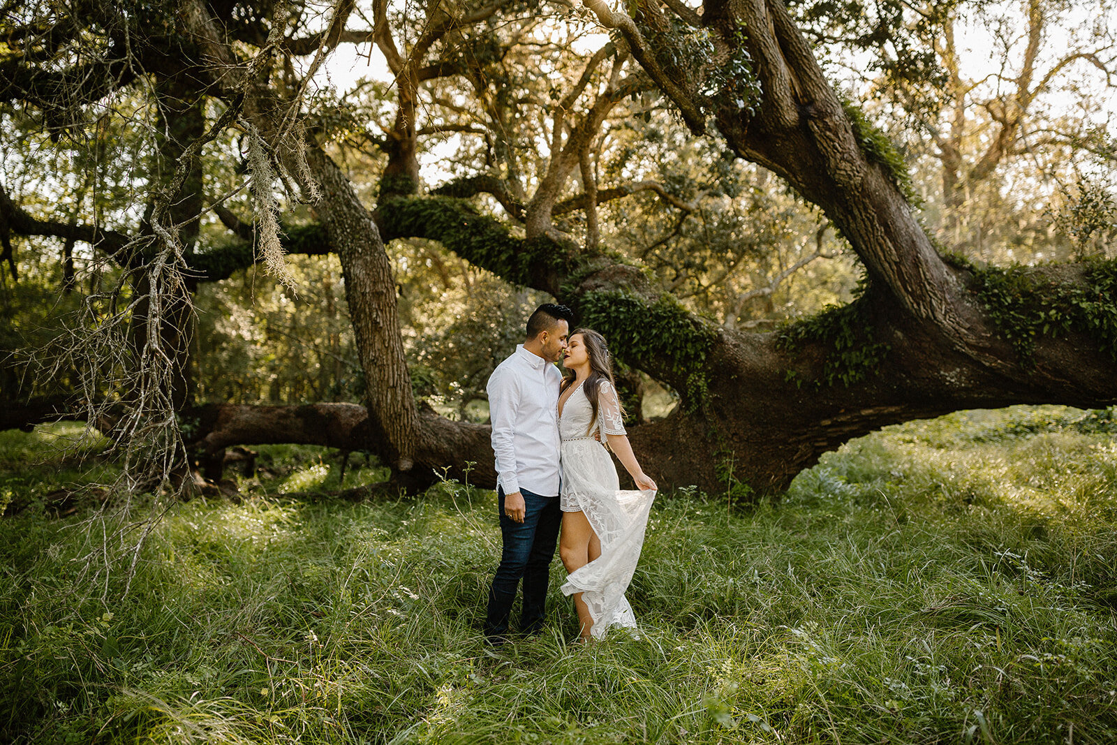Daisy+Eddie_Brazos Bend State Park_Houston Engagement Session_06