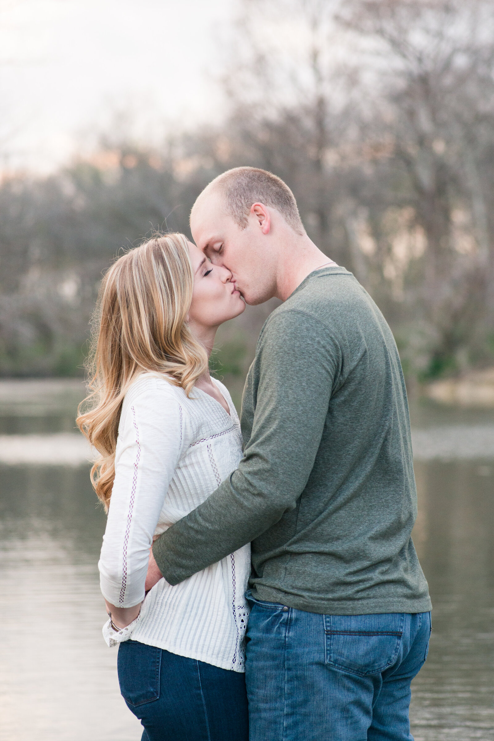 McKinney Falls Engagement Photos-50