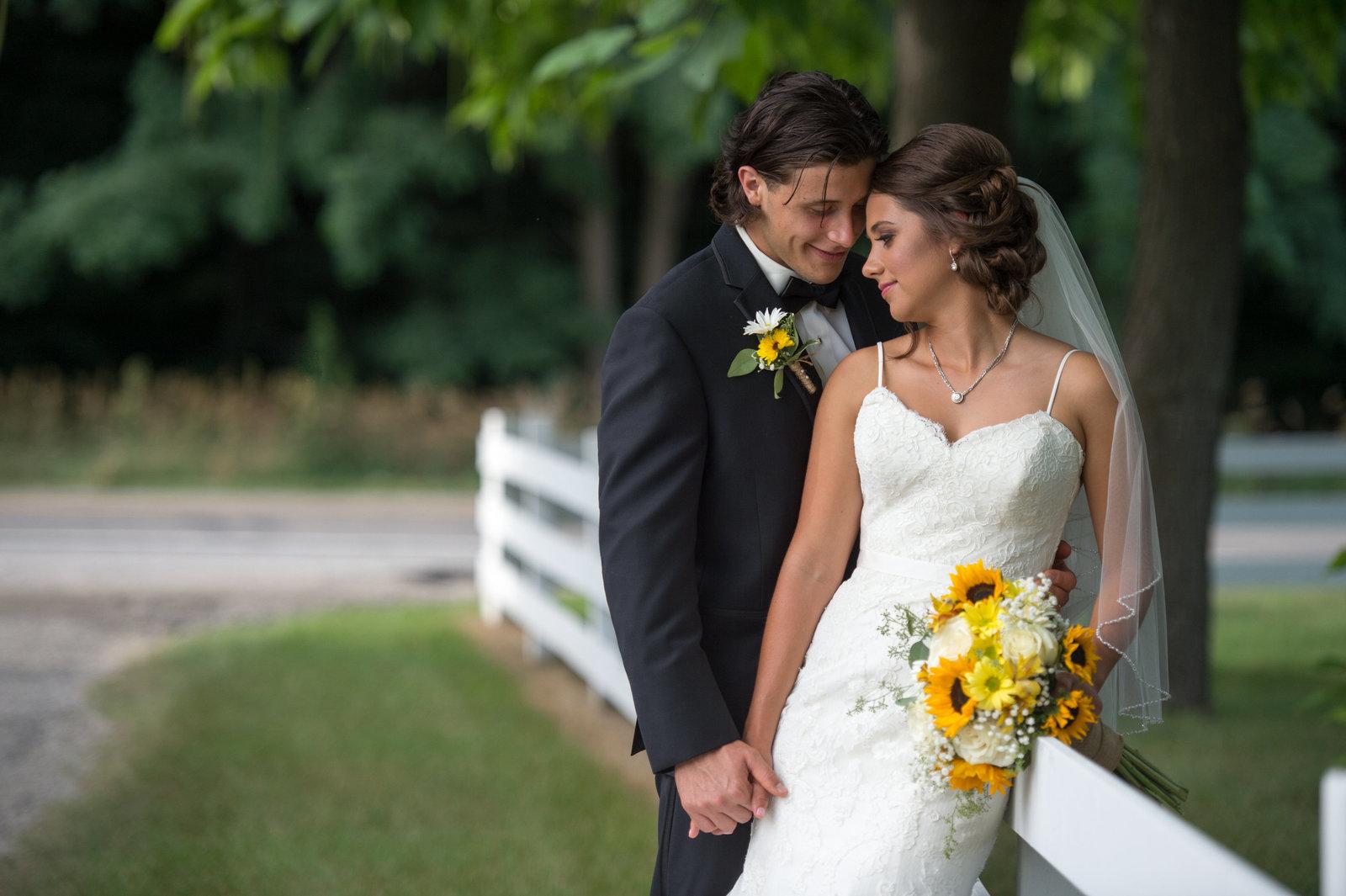 Chase and pauline wedding