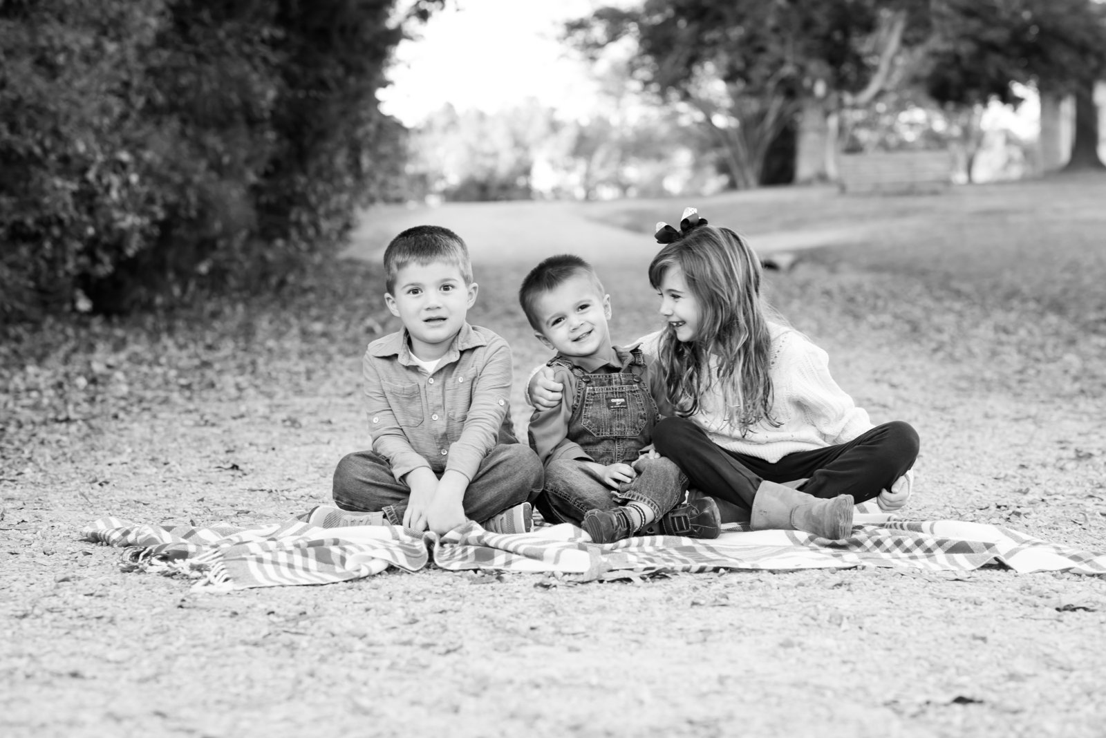 Family portrait photography at Meadow Park Richmond
