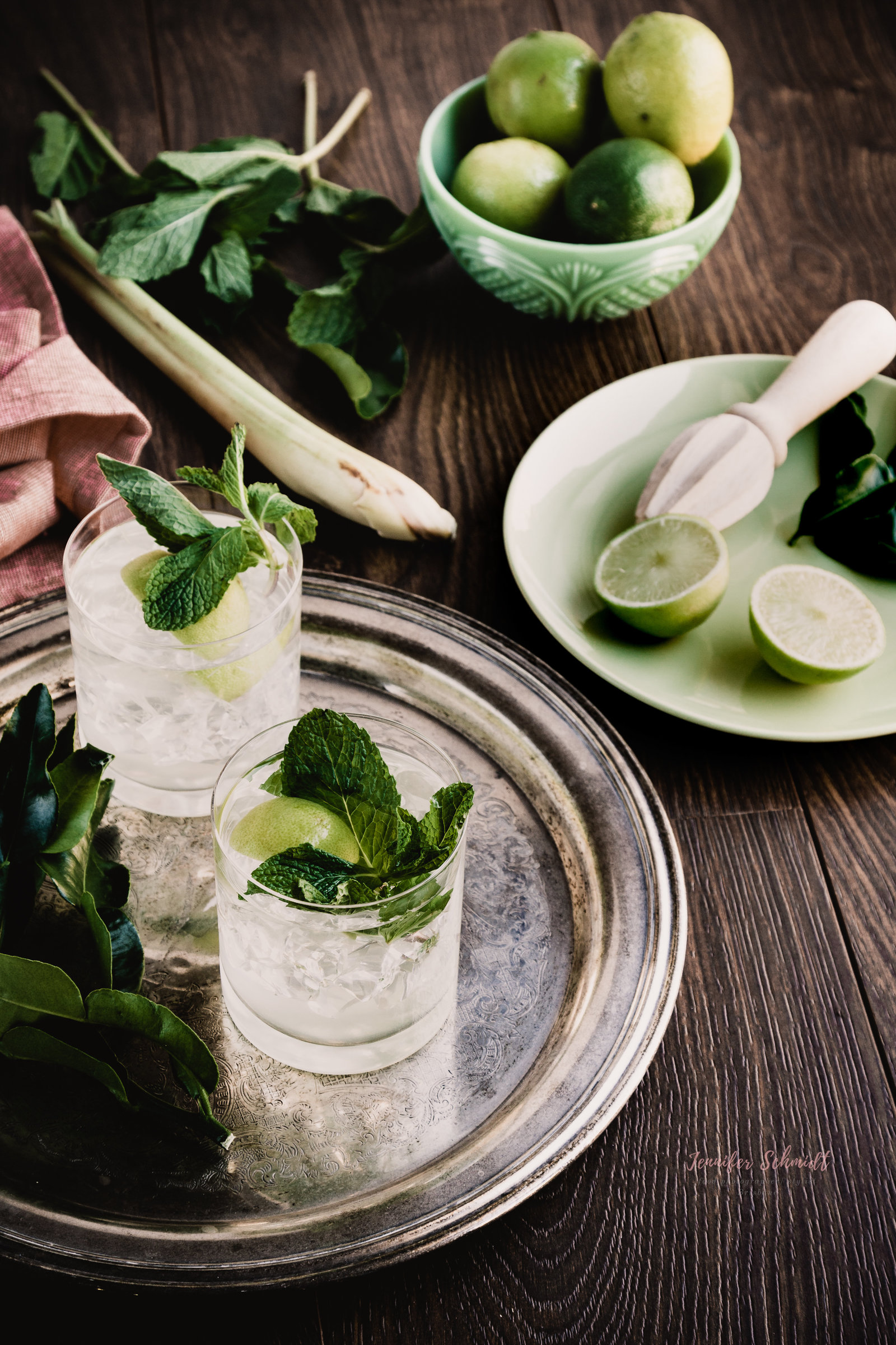 Lemongrass, Lime, Mint and Ginger Sparkler1