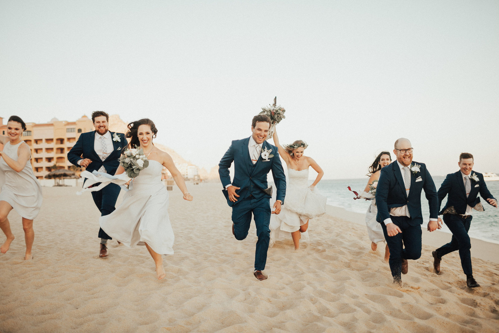 sandos finisterra wedding, cabo san lucas