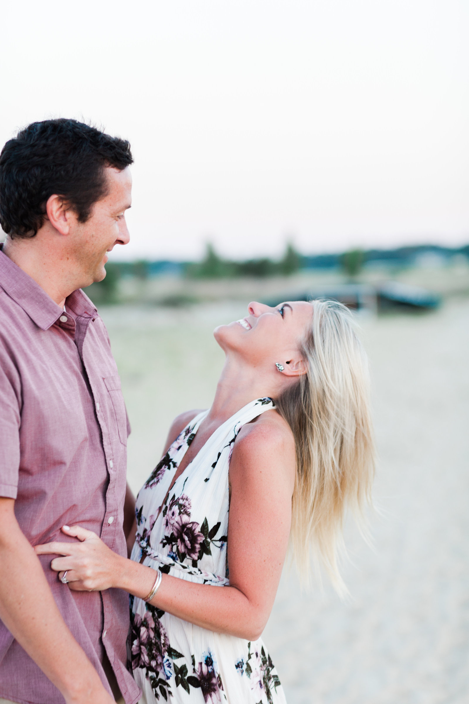 Taylor & Pete Engagement Session by Elizabeth  Friske Photography-208