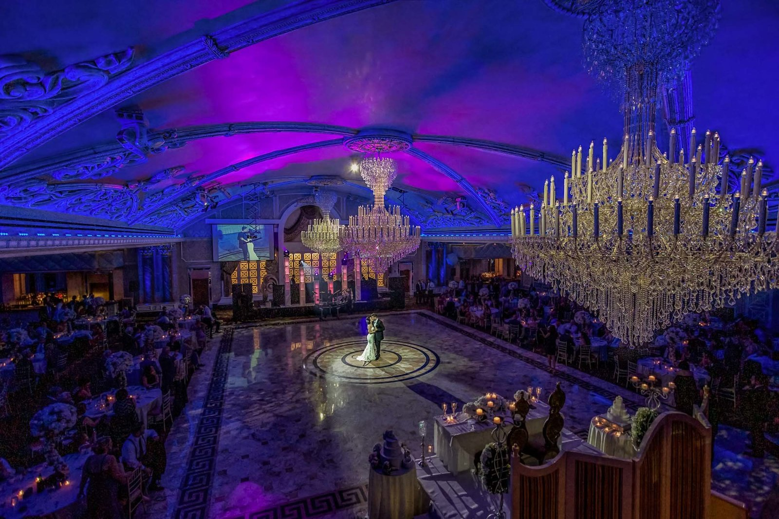 NJ Wedding Photographer Michael Romeo Creations the venetian wedding
