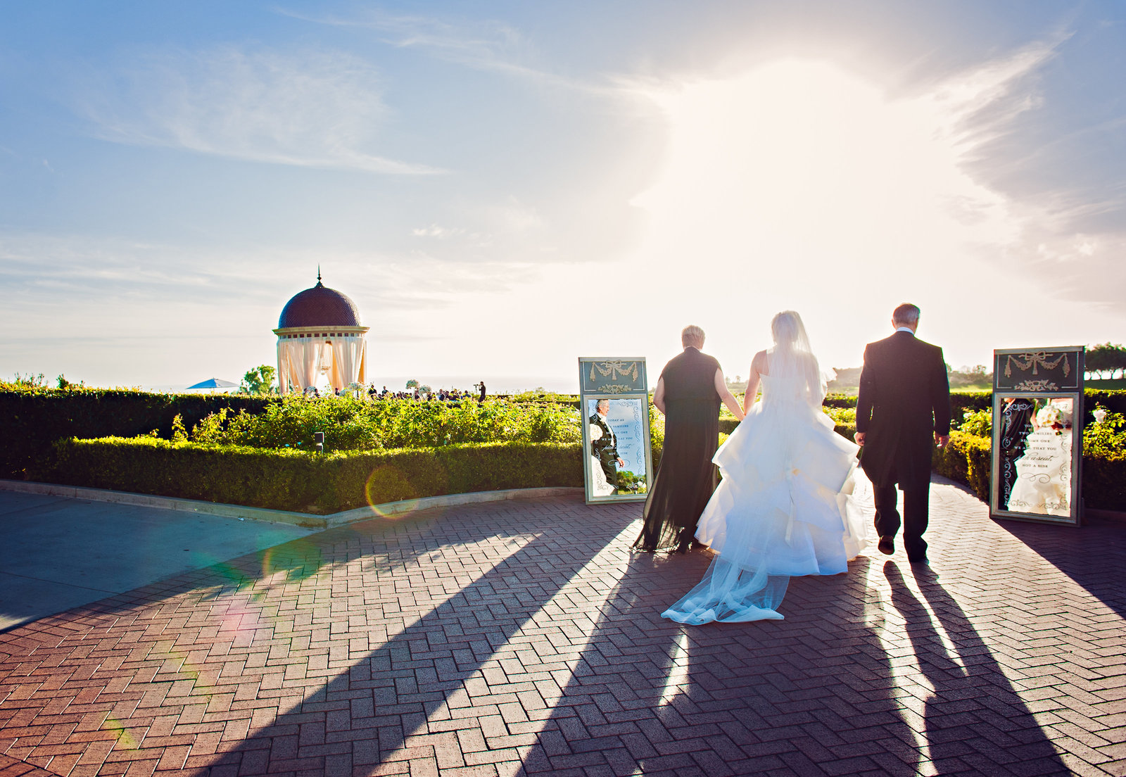 Wedding photography at Pelican Hill Resort by inGRACE photography