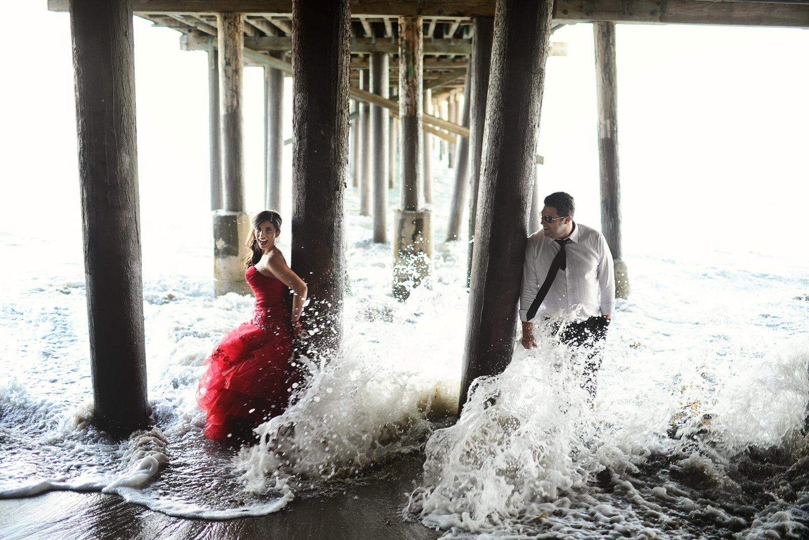 malibu wedding photographer photos celebrity wedding photographer bryan newfield photography ruth mike 34
