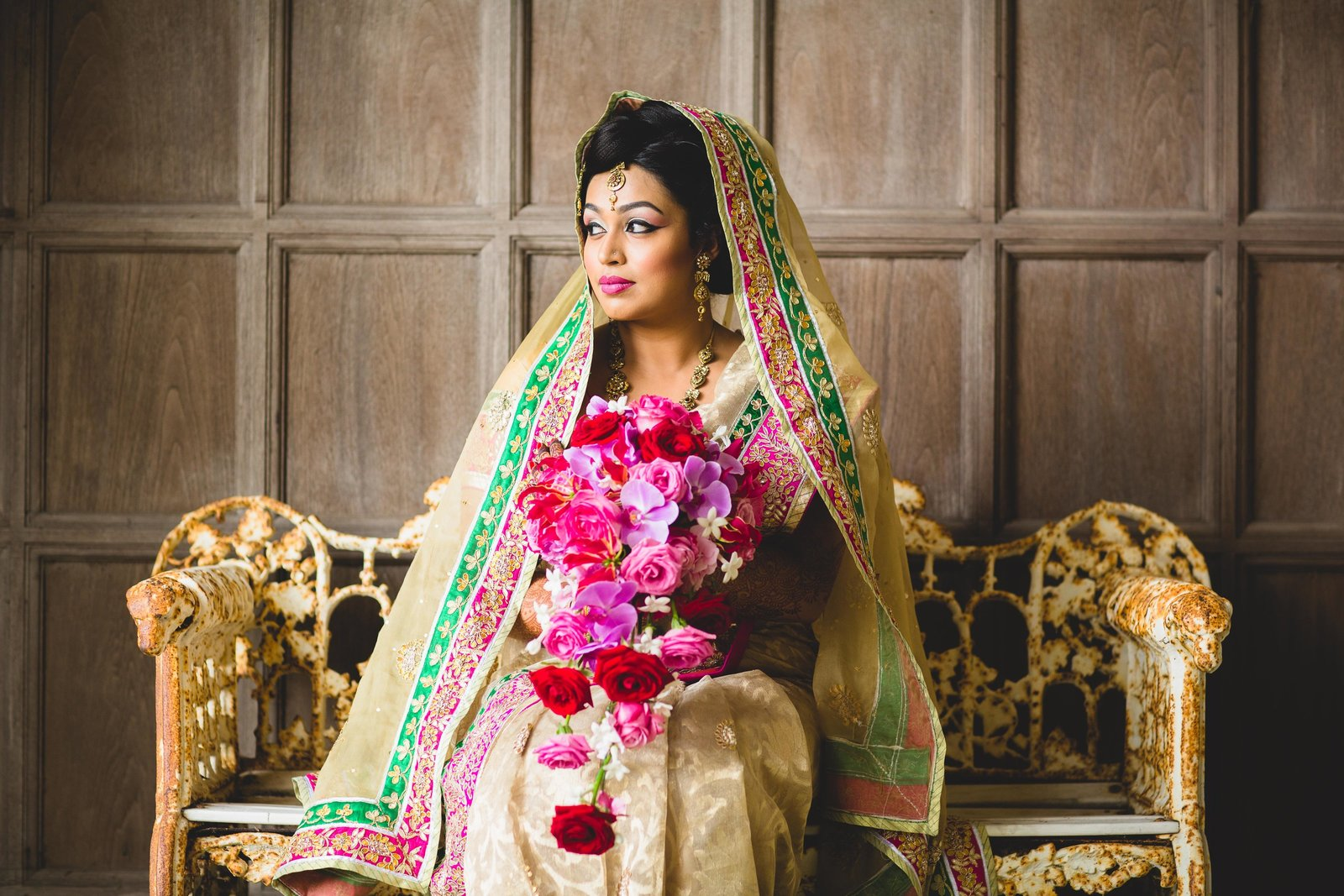 indian wedding photography thornton manor