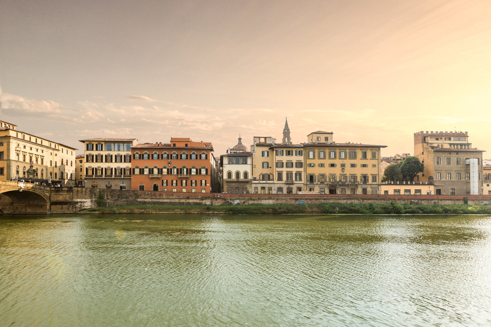 Foresteria Florentine River House-19