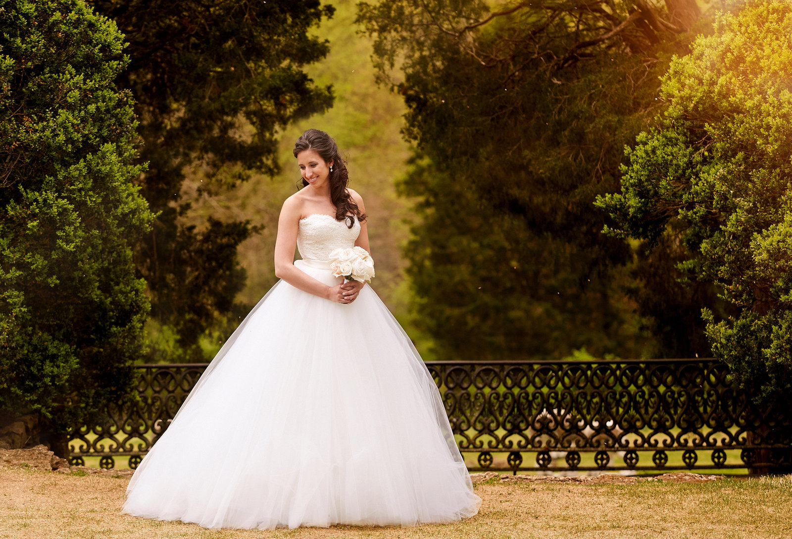 Cheekwood-Bridal-Shoot