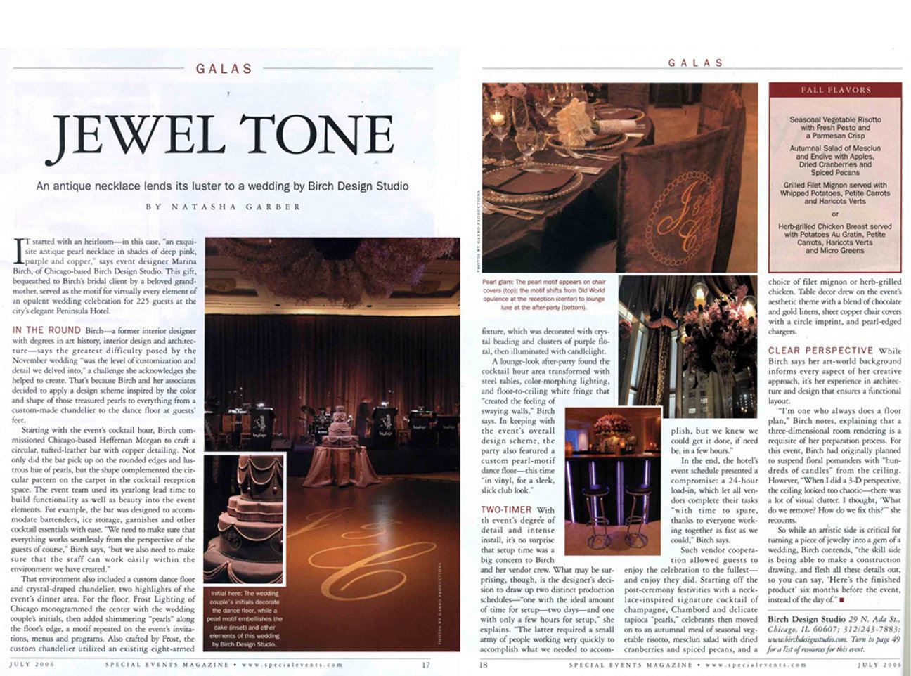50 - Special Events Mag - Article
