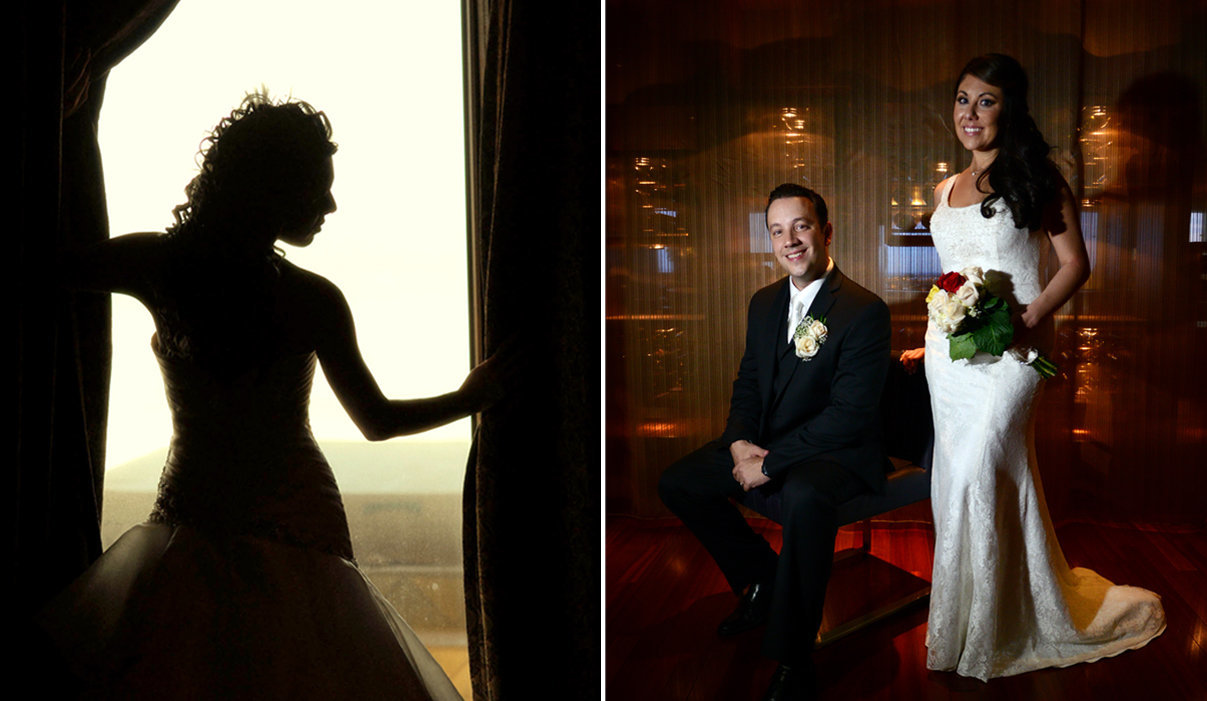 Beautiful brides Wedding at the Phoenician