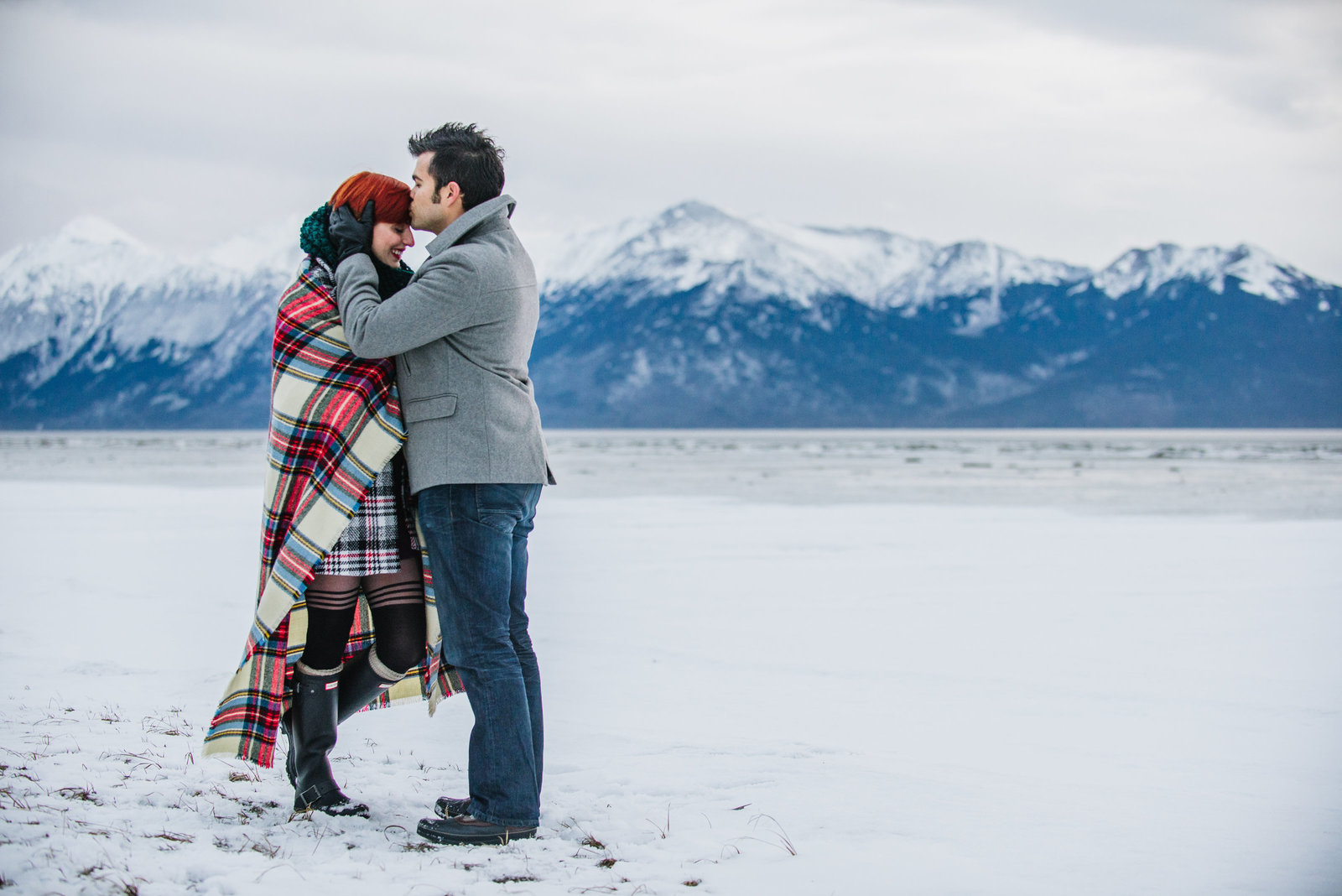 Alaska Engagement Session
