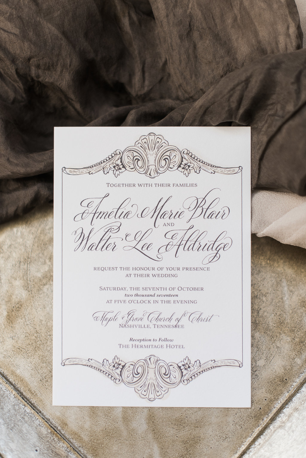 Wedding Invitation Designer Collection Suites