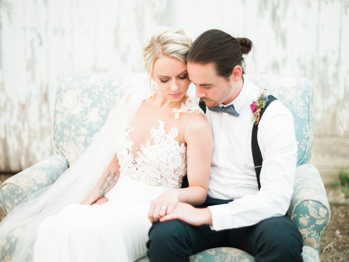 Warwick Farms Barn Wedding