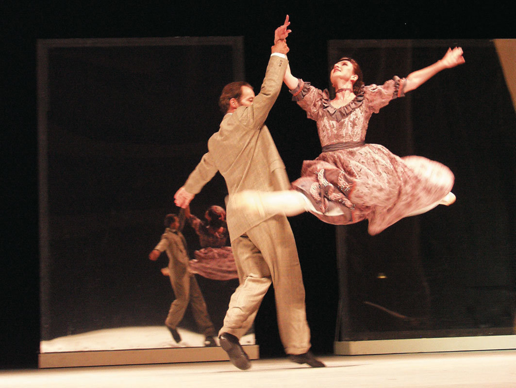 Staatsopernballett in Bad Aussee