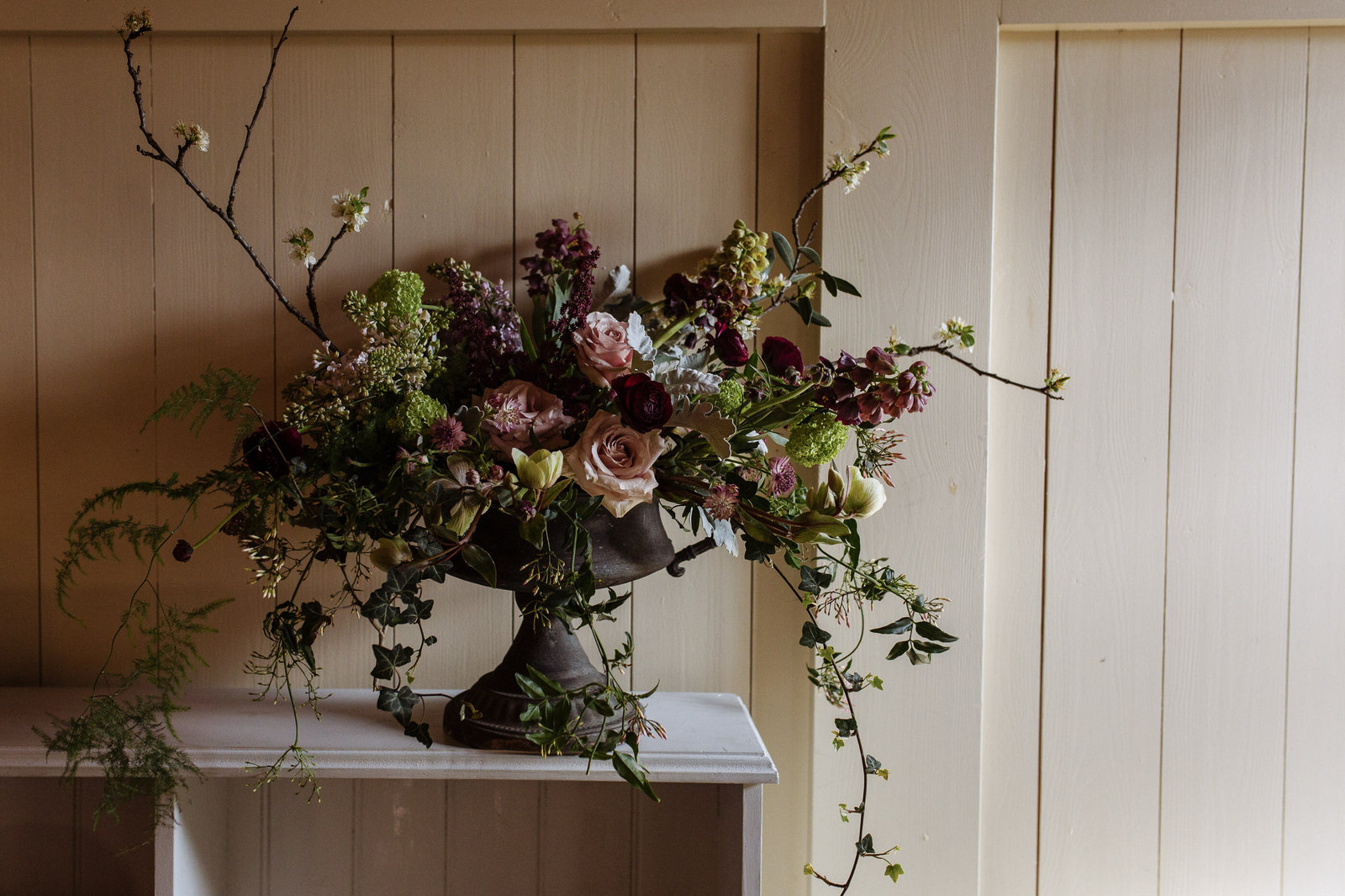 Yorkshire wedding florist57