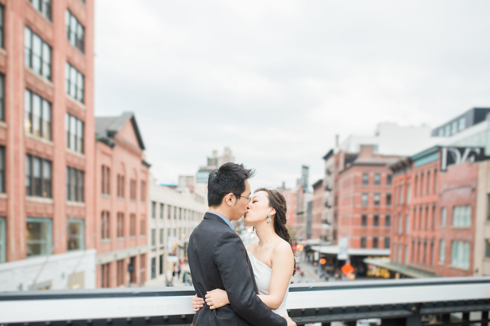 New-York-City-High-Line-Engagement-228