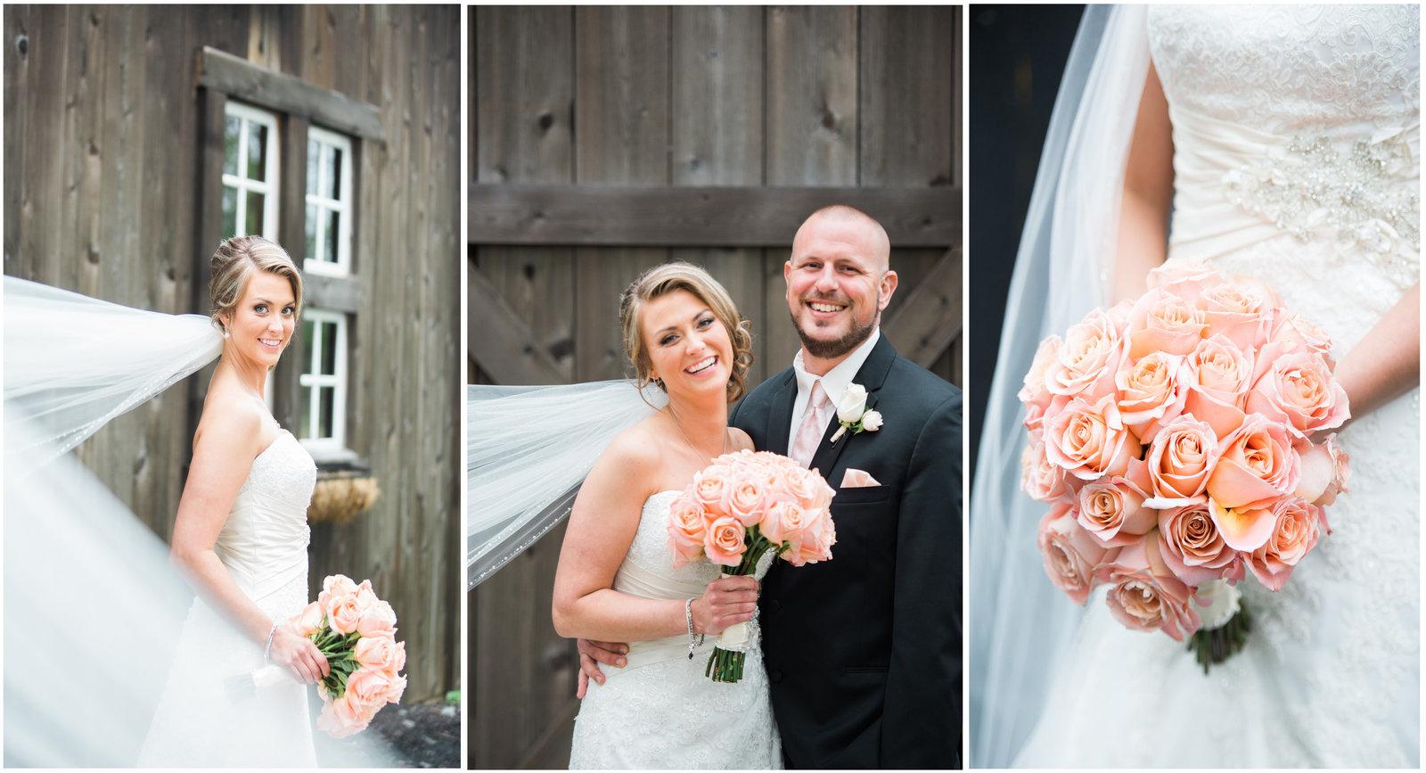 Barn at Kennedy Farm Wedding Photography