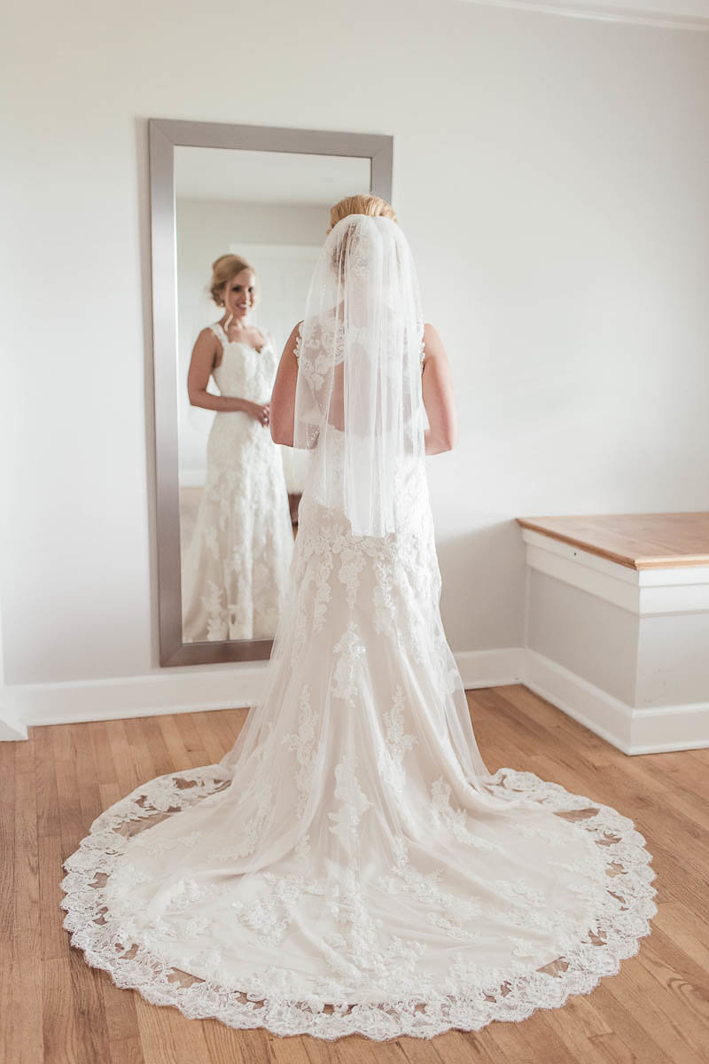 Bride gets ready, Alhambra Hall, Mt Pleasant, South Carolina