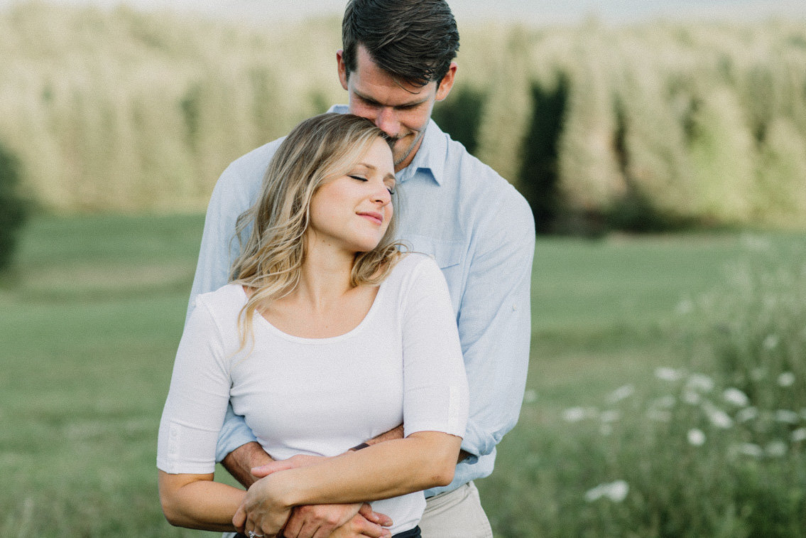 Ashley Largesse Photography Vermont Engagement Session