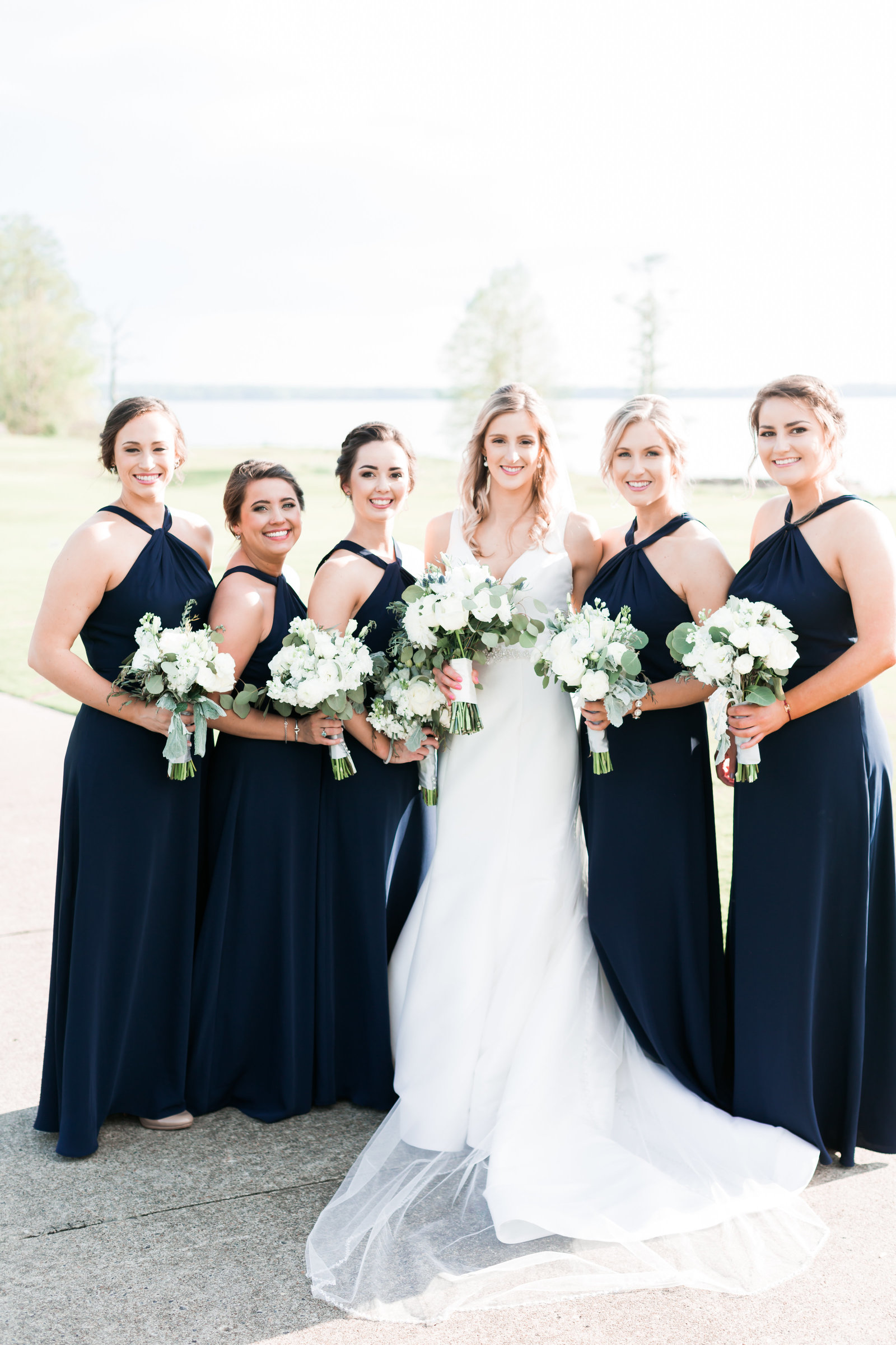 Two Rivers Country Club Classic Spring Wedding by Elizabeth Friske Photography-19