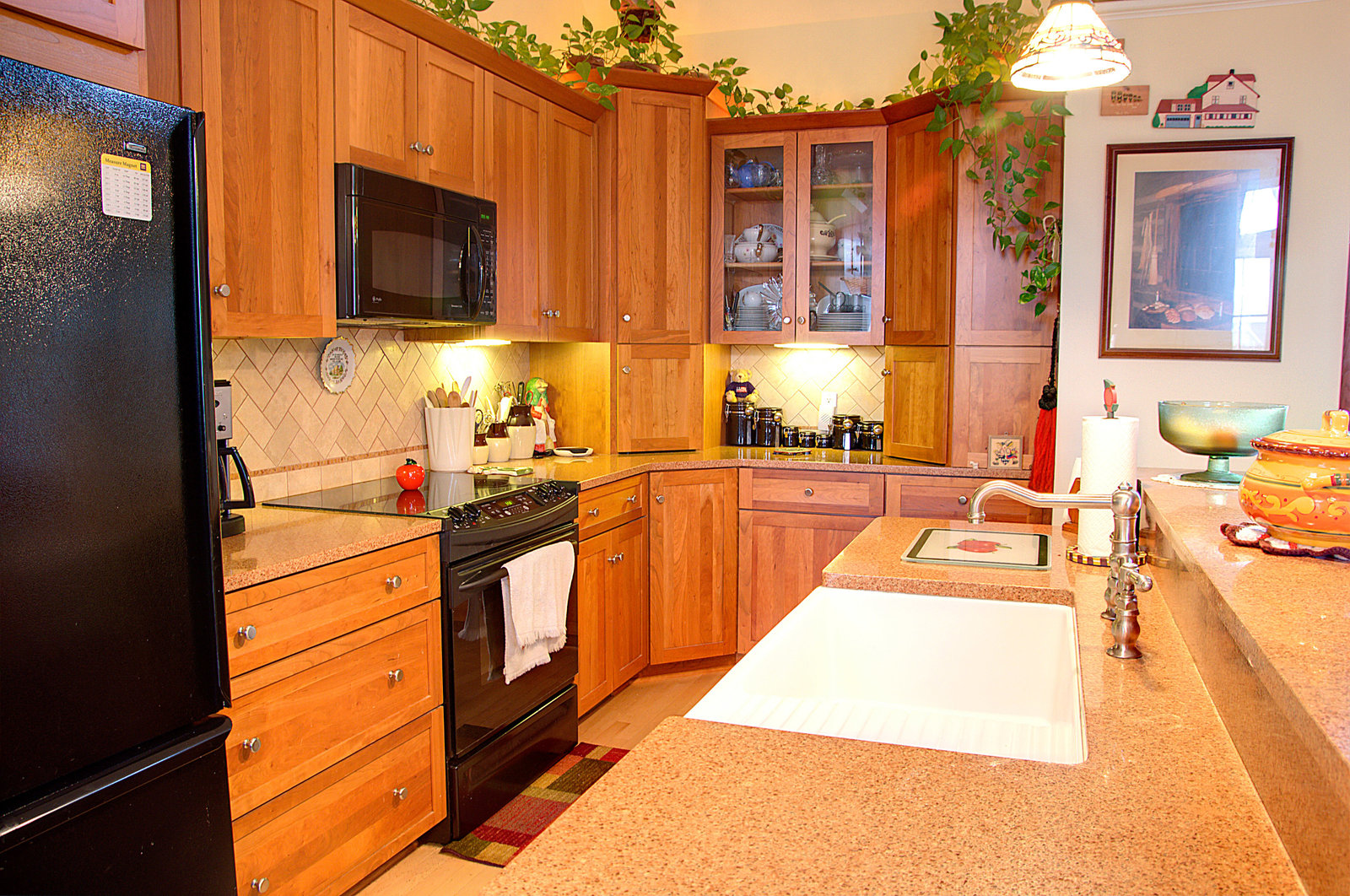 Real Estate Kitchen