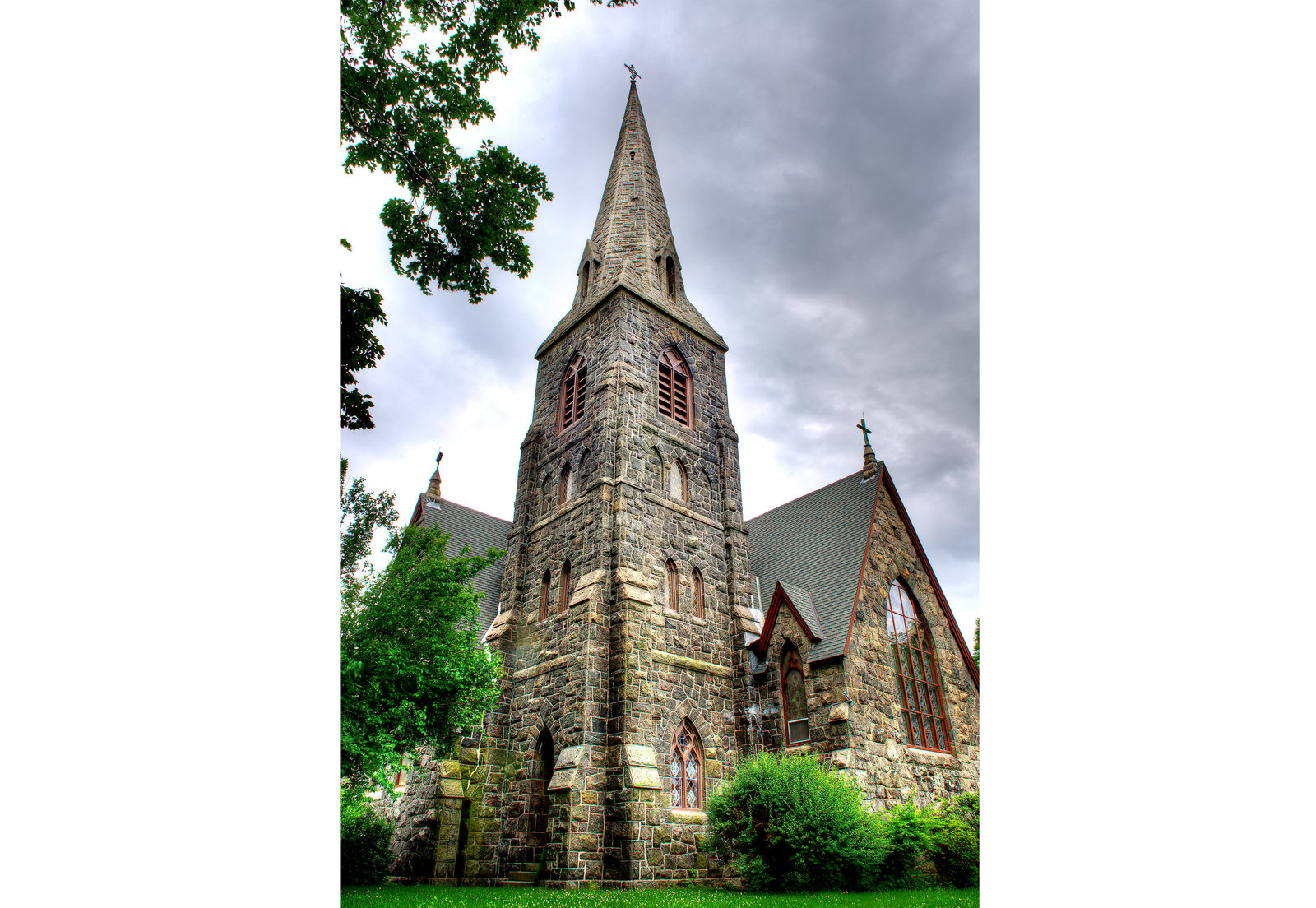 Stone Church in Cold Spring New York