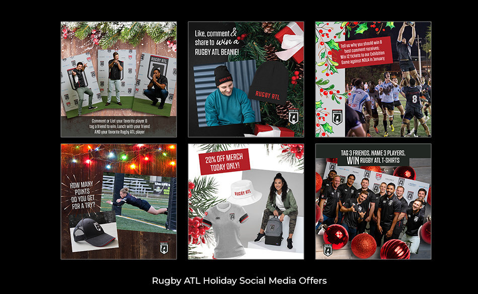 Rugby ATL Holiday Offers