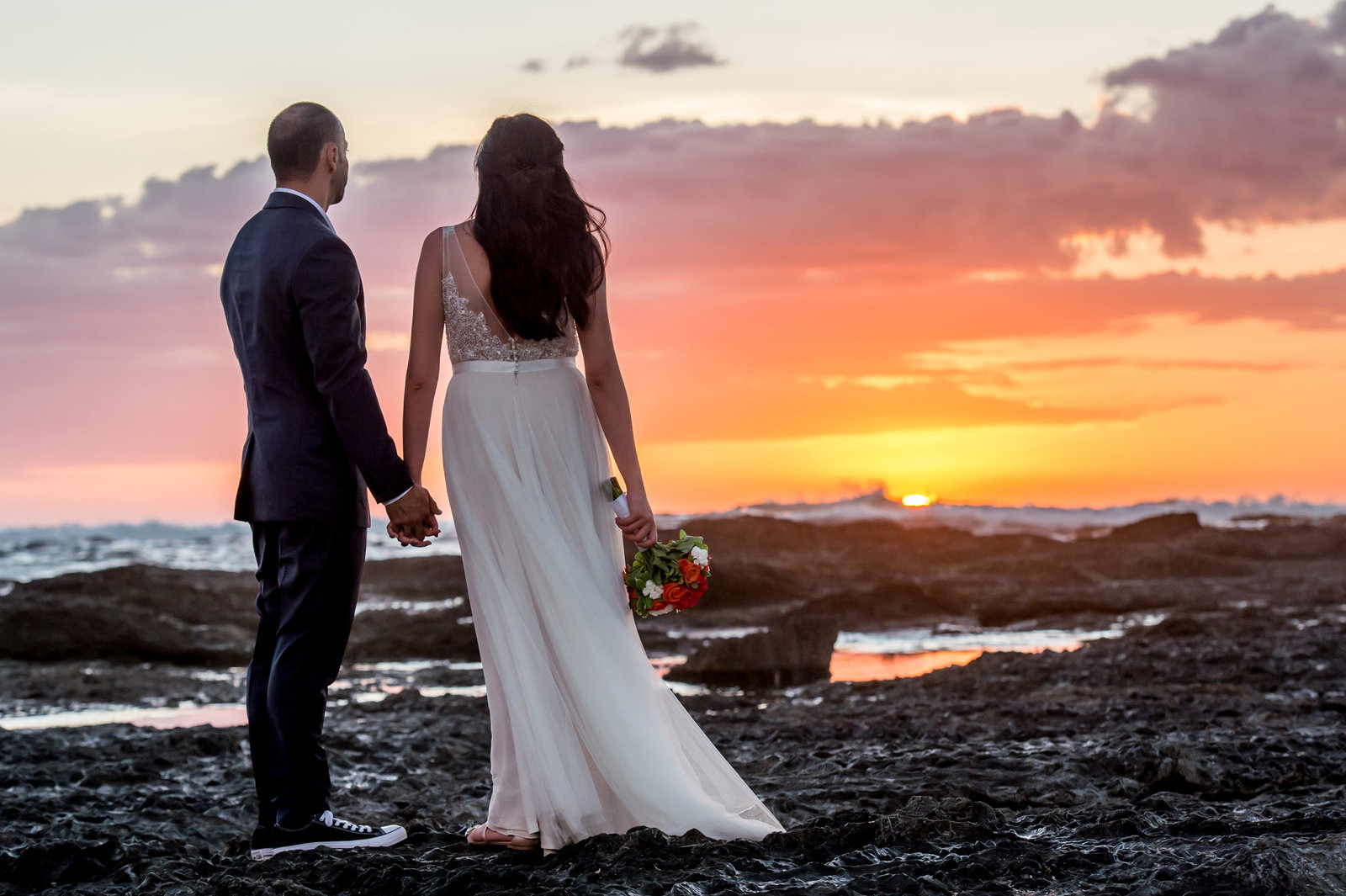 Costa Rica Wedding Photographers, Tamarindo Wedding Photographers, Carla & Armando - Wedding-173