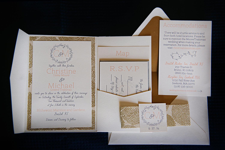 Colorful Wedding Invitations Ri Gallery - Invitations Design ...